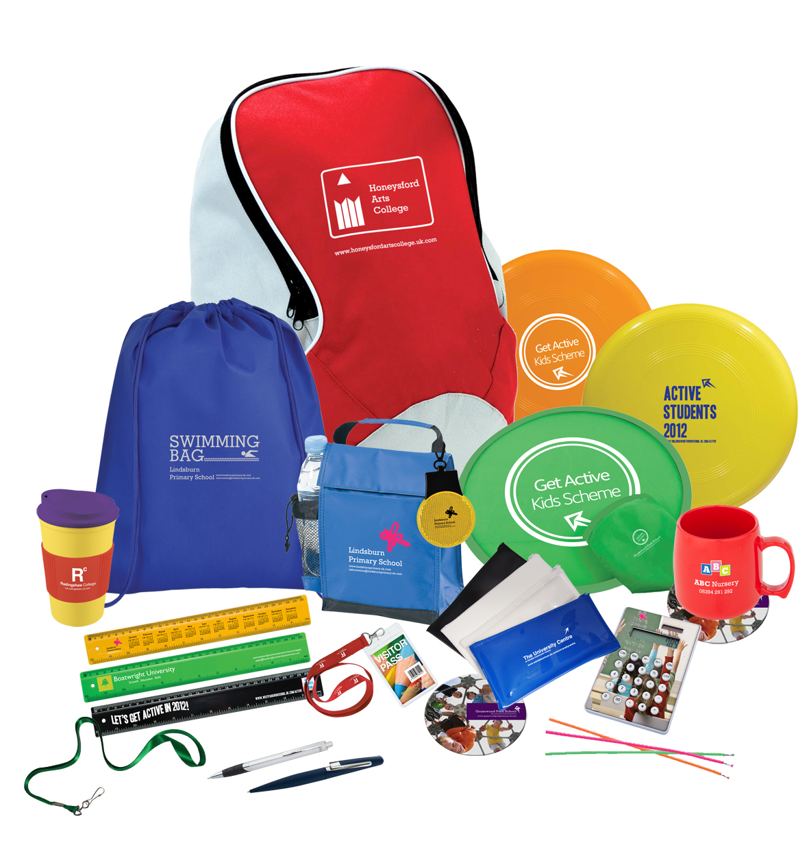 how to sell promotional products to schools